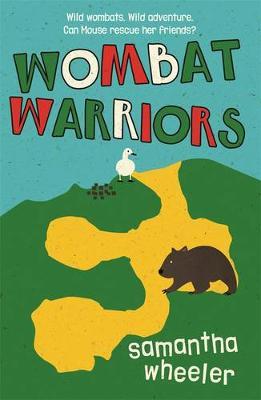 Wombat Warriors book