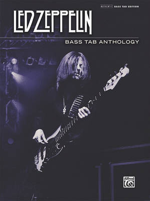 Led Zeppelin -- Bass Tab Anthology by Led Zeppelin