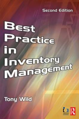 Best Practice in Inventory Management book