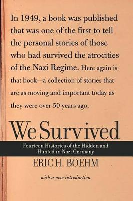 We Survived book