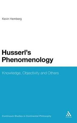 Husserl's Phenomenology by Kevin Hermberg