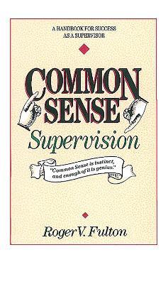 Common Sense Supervision book