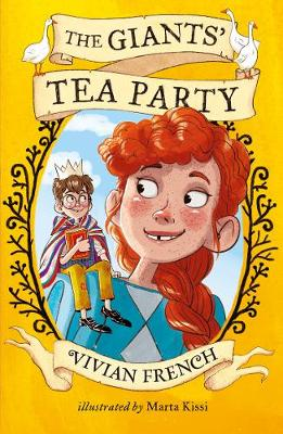 The Giants' Tea Party book