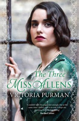 THE THREE MISS ALLENS by Victoria Purman