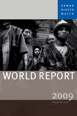 2009 Human Rights Watch World Report book
