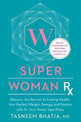 Superwoman Rx book