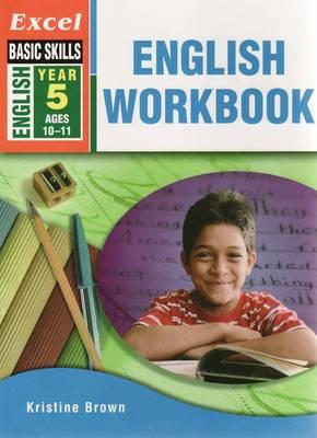 English: Workbook Year 5 book