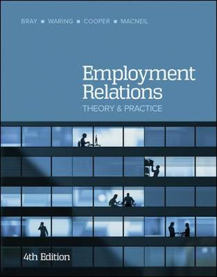 Employment Relations book
