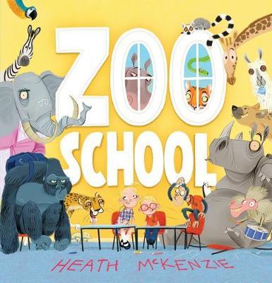 ZOO SCHOOL book
