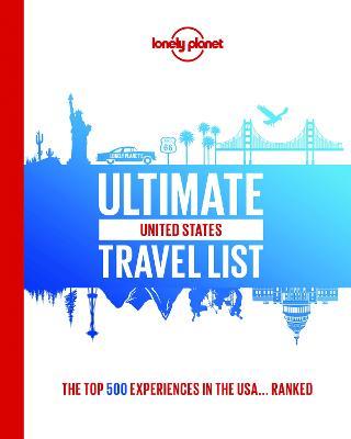 Ultimate USA Travel List book