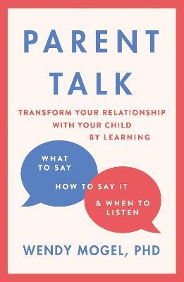 Parent Talk book