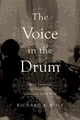 Voice in the Drum by Richard K. Wolf