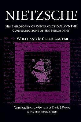 Nietzsche by Wolfgang Muller-Lauter