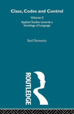 Applied Studies Towards a Sociology of Language book