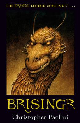 Brisingr: Book Three by Christopher Paolini