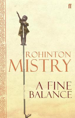 Fine Balance by Rohinton Mistry