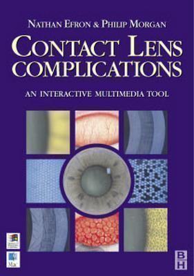 Contact Lens Complications: Interactive Multimedia Tool book