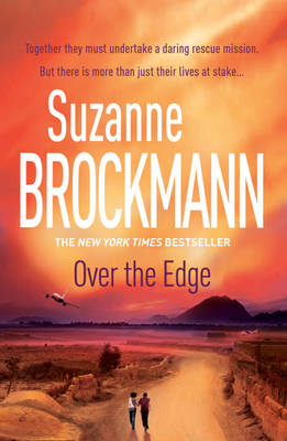 Over the Edge: Troubleshooters 3 by Suzanne Brockmann
