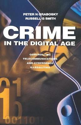 Crime in the Digital Age book