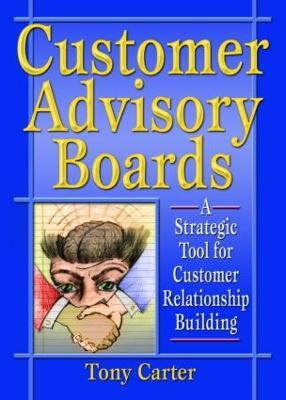 Customer Advisory Boards book