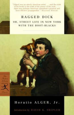 Ragged Dick by Horatio Alger
