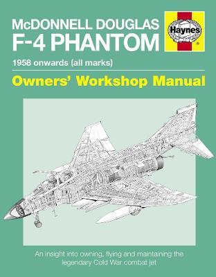 McDonnell Douglas F-4 Phantom by Ian Black