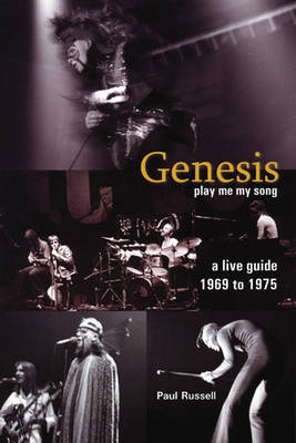 """""""Genesis"""" by Paul Russell"""