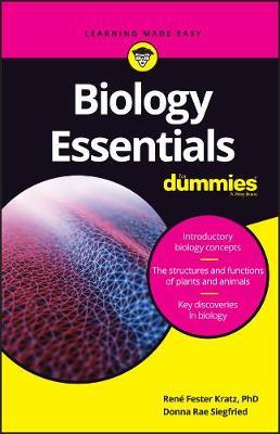 Biology Essentials For Dummies by Rene Fester Kratz