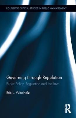 Governing Through Regulation book