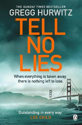Tell No Lies book