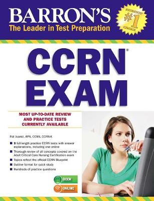 CCRN Exam with Online Test by Patricia Juarez