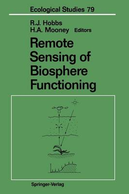 Remote Sensing of Biosphere Functioning by Richard J. Hobbs