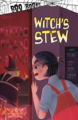 Witch's Stew book
