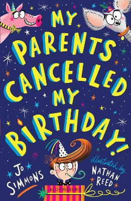 My Parents Cancelled My Birthday: I Swapped My Brother On The Internet by Jo Simmons