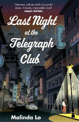 Last Night at the Telegraph Club book