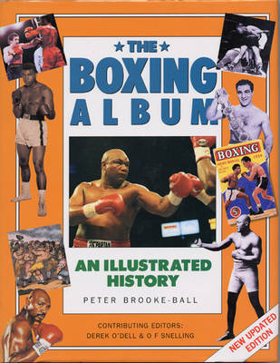 Boxing Album by Peter Brooke-Ball