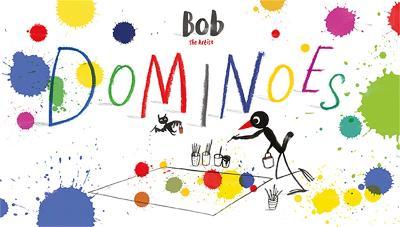 Bob the Artist: Dominoes by Marion Deuchars
