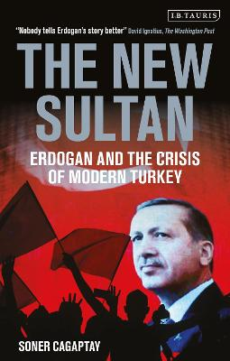 The New Sultan: Erdogan and the Crisis of Modern Turkey by Soner Cagaptay
