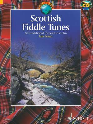 Scottish Fiddle Tunes book