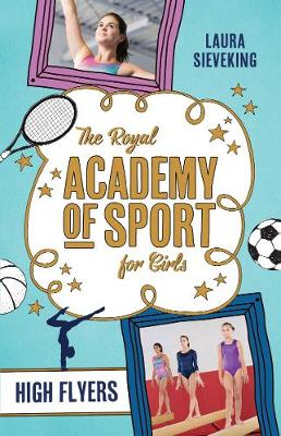 The Royal Academy of Sport for Girls 1 by Laura Sieveking