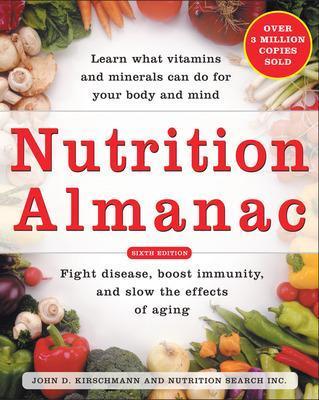 Nutrition Almanac by John D. Kirschmann
