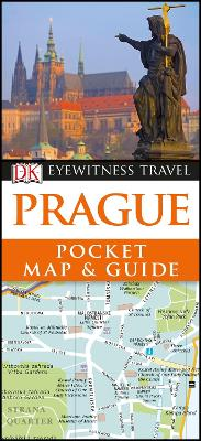 Prague Pocket Map and Guide by DK Travel
