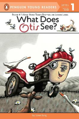 What Does Otis See? book