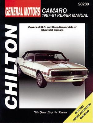GM Chevrolet Camaro (1967-81) by Haynes