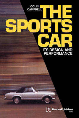 Sports Car by Colin Campbell