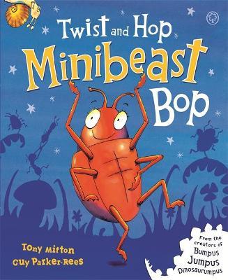 Twist and Hop, Minibeast Bop! book