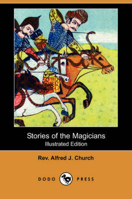 Stories of the Magicians book