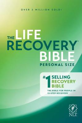 Life Recovery Bible NLT, Personal Size book