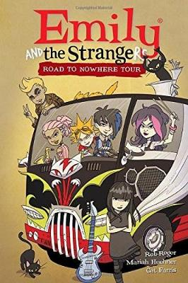 Emily and the Strangers Volume 3: Road to Nowhere book