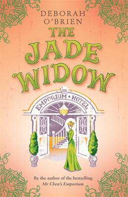 The Jade Widow by Deborah O'Brien